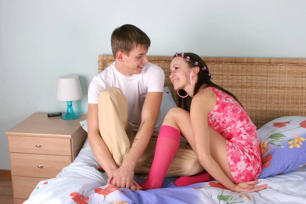 Смотреть подростковые сексуальные забавы 5 фотография